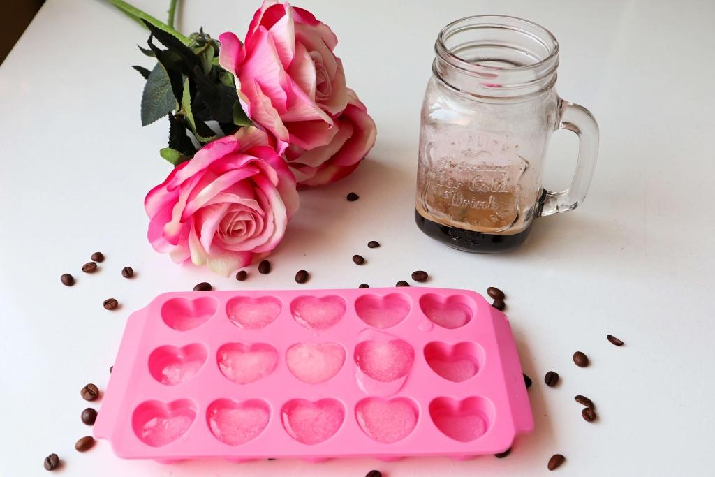 Ľadová káva - espresso a ľad